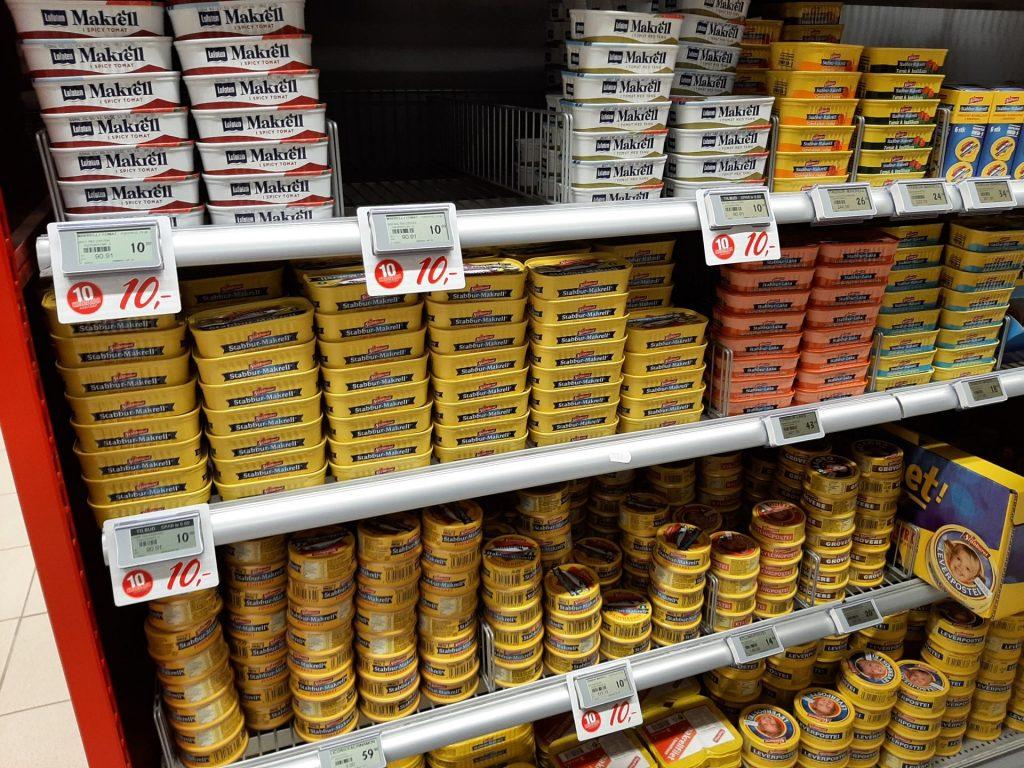 ノルウェーの鯖缶【Stabbur-Makrell】が美味しい!